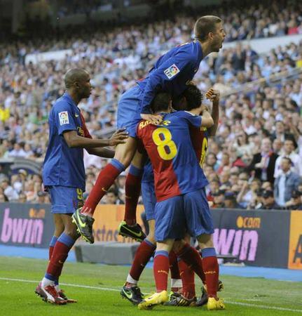 Fc Barcelona gol