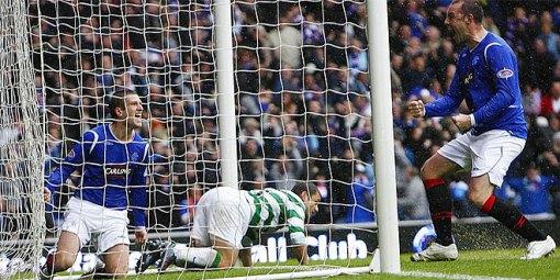 Rangers 1 - Celtic 0